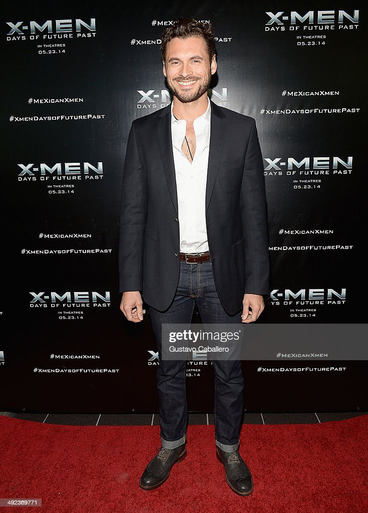 X-MEN: Days of Future Past Red Carpet Hosted by Adan Canto