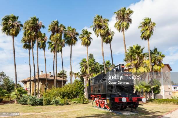Adana Central Railroad Station