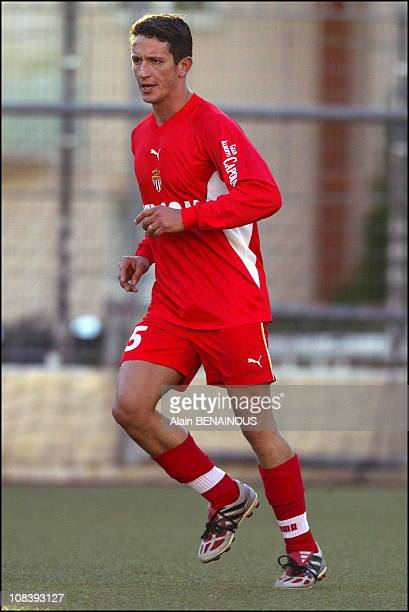Adans Lopez Peres In Monaco on January 19, 2004.