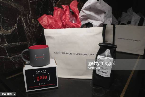 Adapt Leadership Awards Gala 2018 at Cipriani 42nd Street on March 8 2018 in New York City