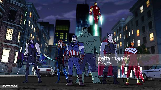 ULTRON REVOLUTION Adapting To Change The Avengers reunite to faceoff against their greatest adversaries yet in the actionpacked new season on Disney...