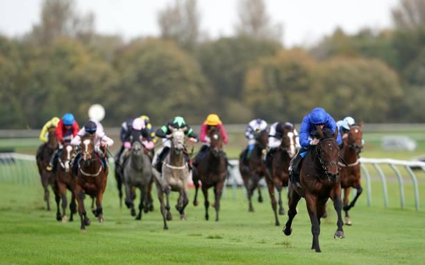 GBR: Nottingham Races