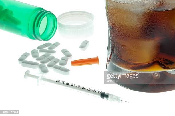 Addiction concept