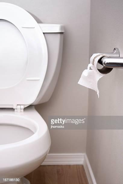 aggiungere un insulto per infortunio - funny toilet paper foto e immagini stock