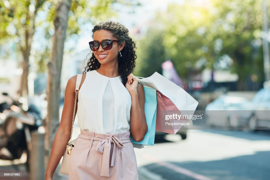 Adding items to my closet : Stock Photo