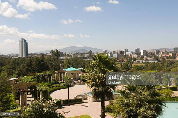 addis ababa ethiopia - ethiopia stock photos and pictures