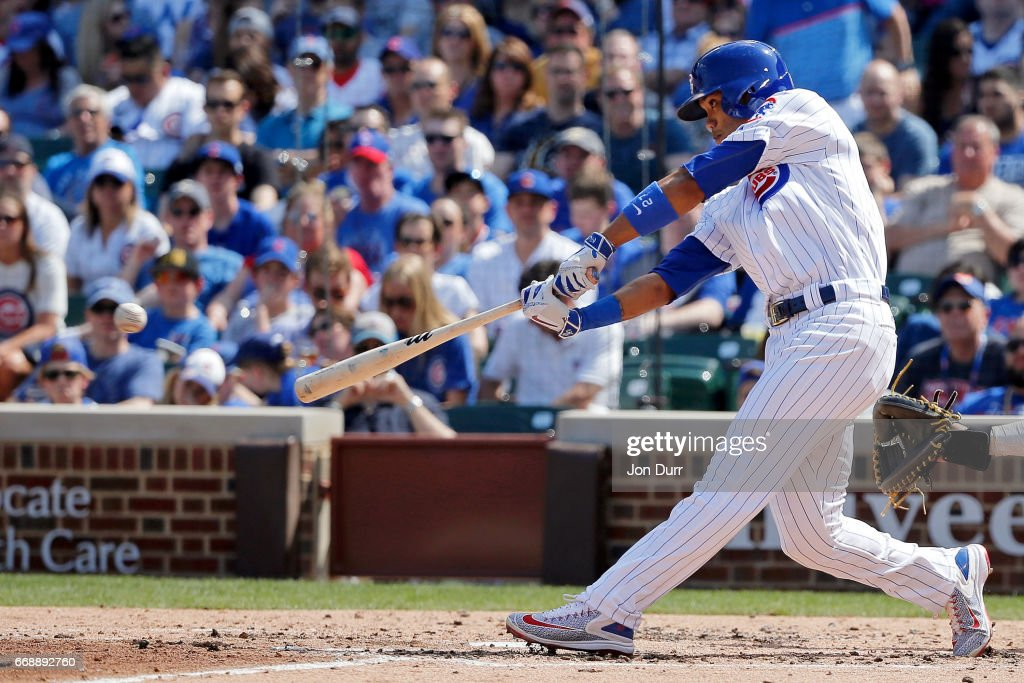 Pittsburgh Pirates v Chicago Cubs : News Photo