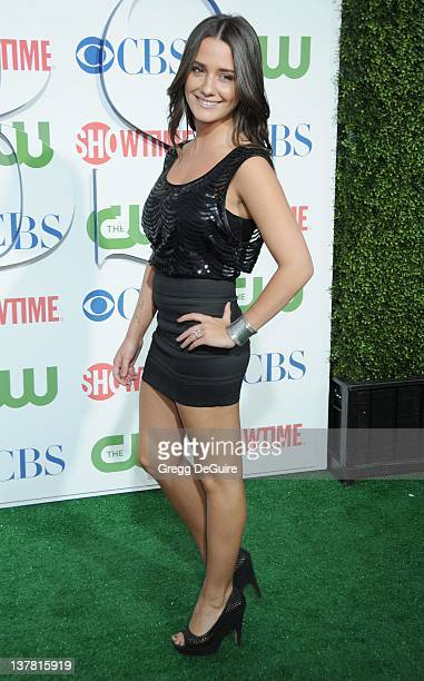 Addison Timlin arrives at the CBS The CW Showtime Summer Press Tour Party held at The Tent on July 28 2010 in Beverly Hills California
