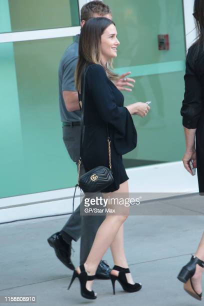 Addison Timlin is seen on July 30 2019 in Los Angeles
