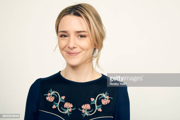 Addison Timlin of 'Like Me' pose for a portrait at The Wrap and Getty Images SxSW Portrait Studio on March 12 2017 in Austin Texas