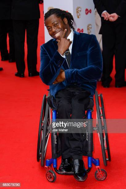 Ade Adephtan attends the Virgin TV BAFTA Television Awards at The Royal Festival Hall on May 14, 2017 in London, England.