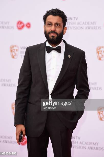 Adeel Akhtar attends the Virgin TV BAFTA Television Awards at The Royal Festival Hall on May 14 2017 in London England