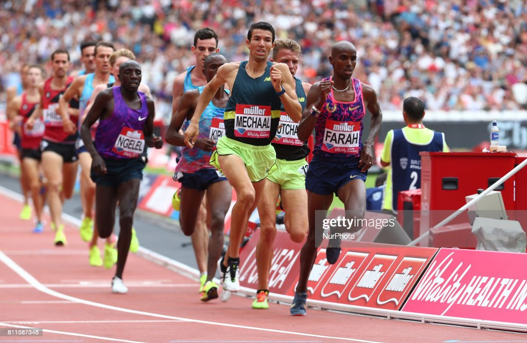 Muller anniversary games photos and images getty images
