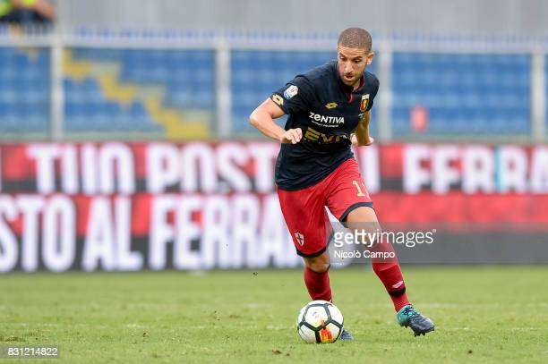 Adel Taarabt of Genoa CFC in action during the TIM Cup football match between Genoa CFC and AC Cesena Genoa CFC wins 21 over AC Cesena