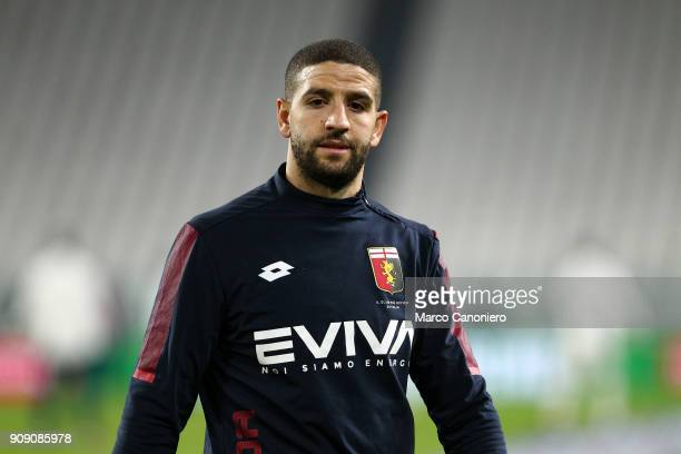 Adel Taarabt of Genoa CFC looks on before the Serie A football match between Juventus FC and Genoa Cfc Juventus Fc wins 10 over Genoa Cfc