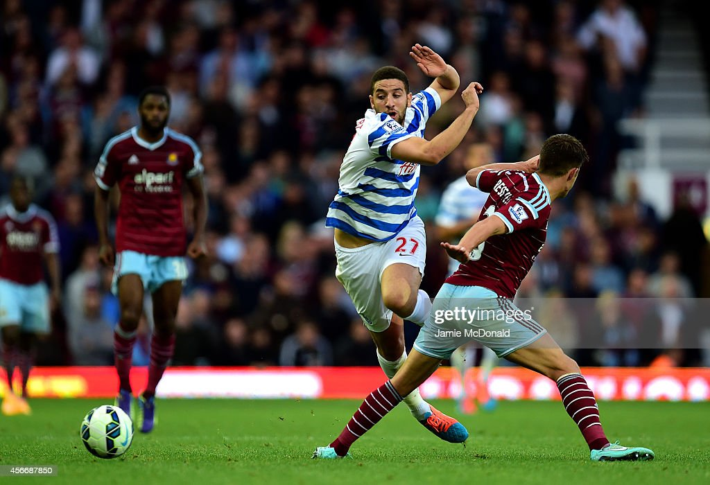 West Ham United v Queens Park Rangers - Premier League : ニュース写真