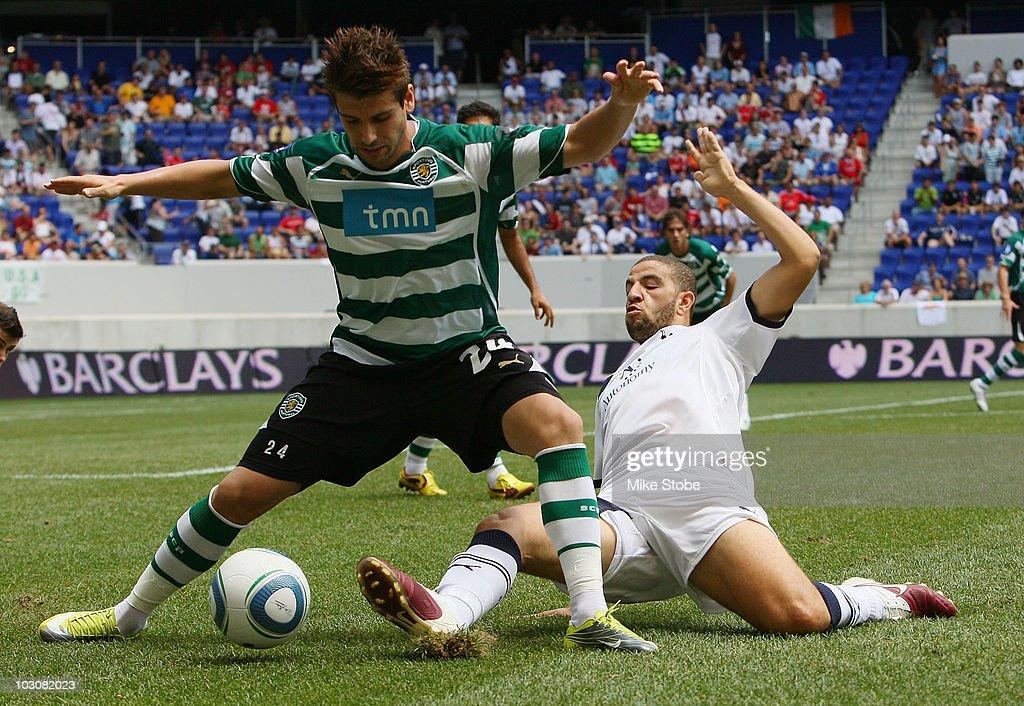 Tottenham Hotspur v Sporting Lisbon