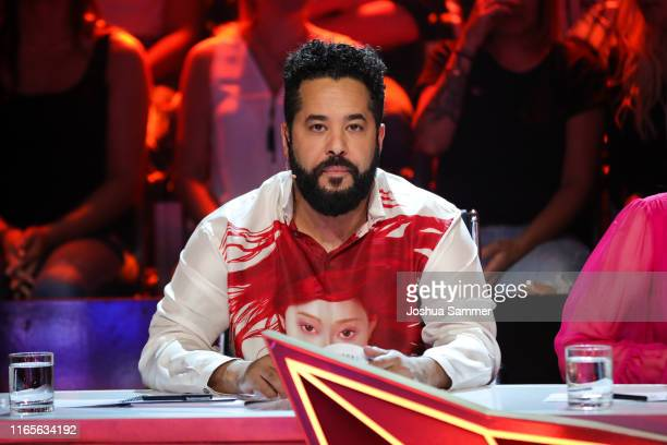 Adel Tawil at the The Masked Singer finals at Coloneum on August 01 2019 in Cologne Germany