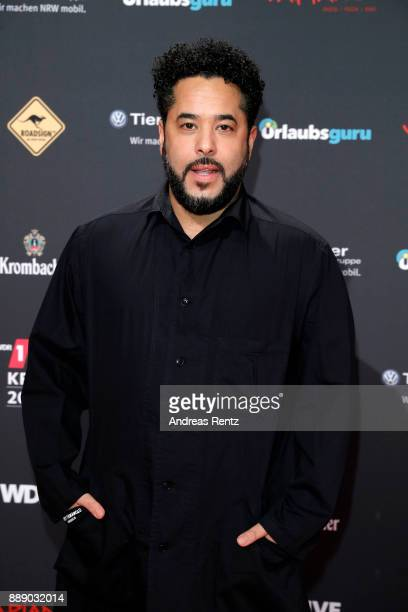 Adel Tawil attends the 1Live Krone radio award at Jahrhunderthalle on December 07 2017 in Bochum Germany