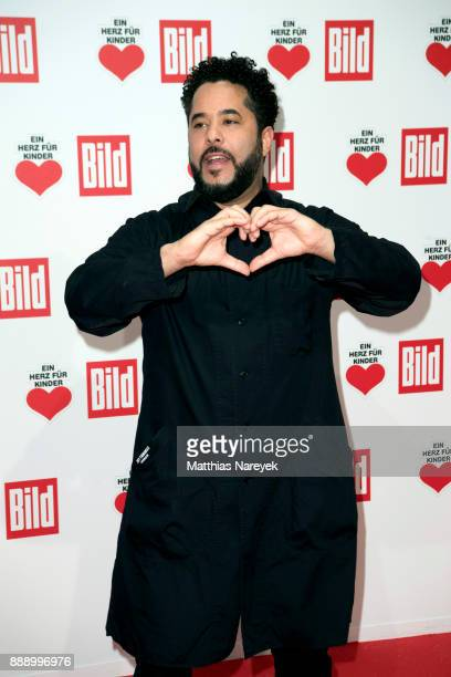 Adel Tawil attends the Ein Herz Fuer Kinder Gala at Studio Berlin Adlershof on December 9 2017 in Berlin Germany