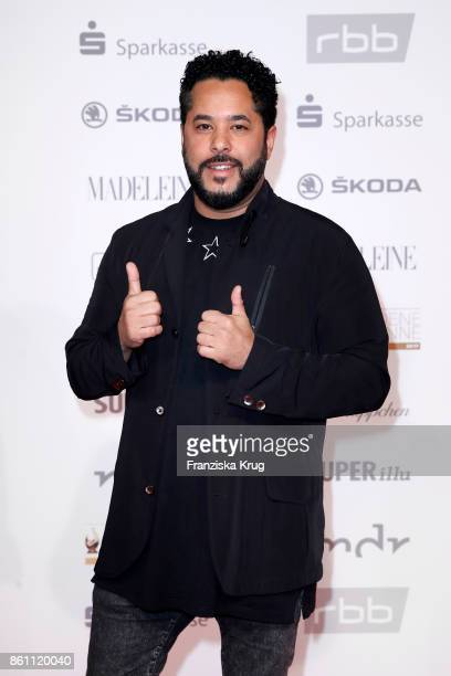 Adel Tawil attends the Goldene Henne on October 13 2017 in Leipzig Germany