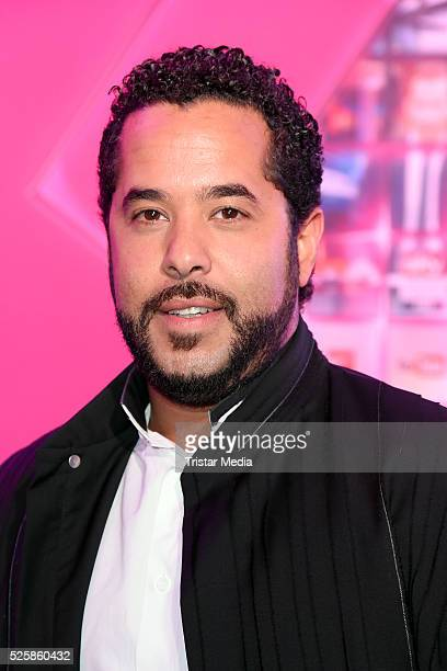 Adel Tawil attends the Telekom Entertain TV Night at Hotel Zoo on April 28 2016 in Berlin Germany