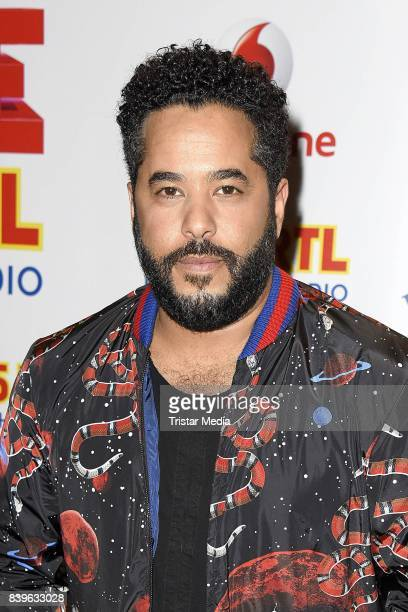 Adel Tawil during the 'Stars for Free' open air festival by 1046 RTL radio station at KindlBuehne Wuhlheide on August 26 2017 in Berlin Germany