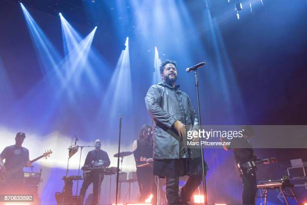Adel Tawil performs onstage during the 'So Schoen Anders Tour' at the Palladium on November 5 2017 in Cologne Germany