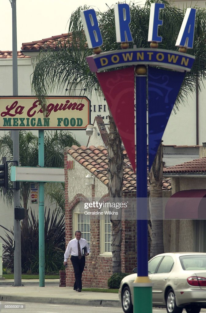 Adela Ramirez owns La Esquina restaurant in downtown Brea, in a 100–year–old building that she also  : News Photo