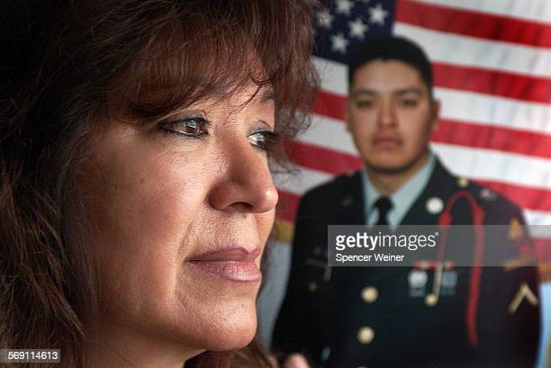 –– Adela Reyes mother of Efren Cruz an Army veteran says son was wrongly convicted Adela Reyes the mother of Efren Cruz who was found guilty of...