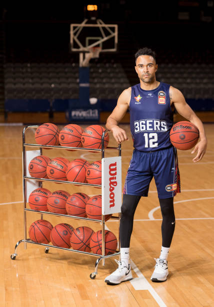 AUS: Adelaide 36ers Players Portrait Session