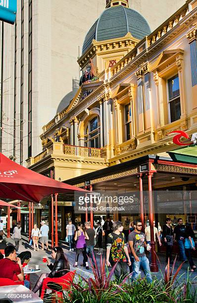 Adelaide Arcade at Rundle Mall