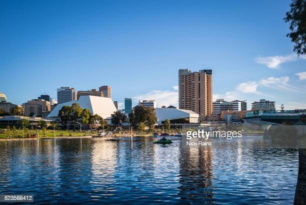adelaide city centre - adelaide stock pictures, royalty-free photos & images