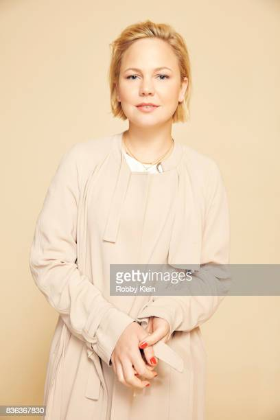 Adelaide Clemens from 'Rectify' poses for a portrait for The Wrap on October 26 2016 in Los Angeles California