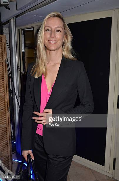 Adelaide de Clermont Tonnerre attends the Paris Premiere Party at the Chivas House Terrace 65th Annual Cannes Film Festival on May 17 2012 in Cannes...