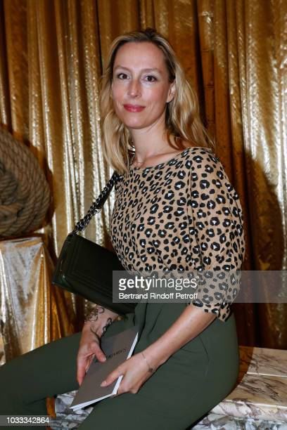 Adelaide de ClermontTonnerre attends the Kering Heritage Days Opening Night at 40 Rue de Sevres on September 14 2018 in Paris France