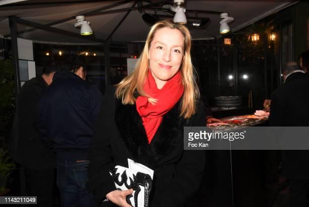 Adelaide de ClermontTonnerre attends the La Closerie Des Lilas Literary Awards 2019 At La Closerie Des Lilas on April 16 2019 in Paris France