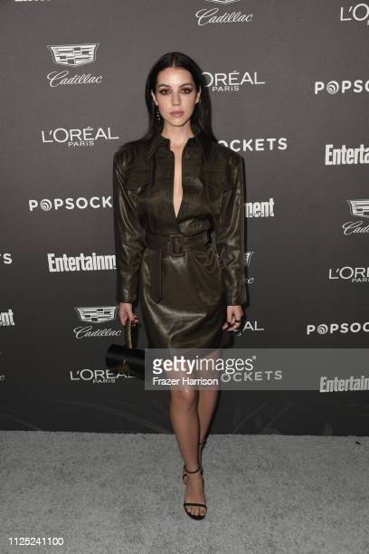 Adelaide Kane attends the Entertainment Weekly PreSAG Party at Chateau Marmont on January 26 2019 in Los Angeles California