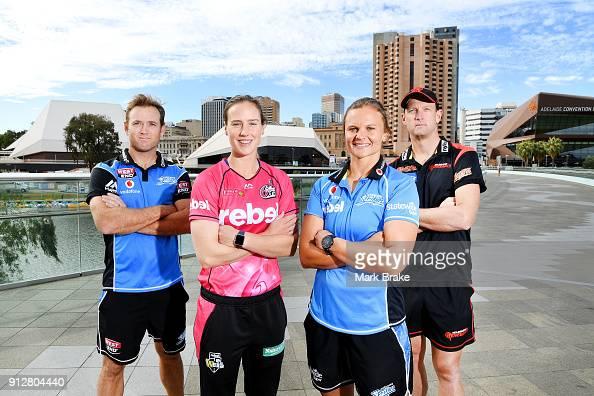 Adelaide Strikers BBL captian Colin Ingram, WBBL Sydney ...