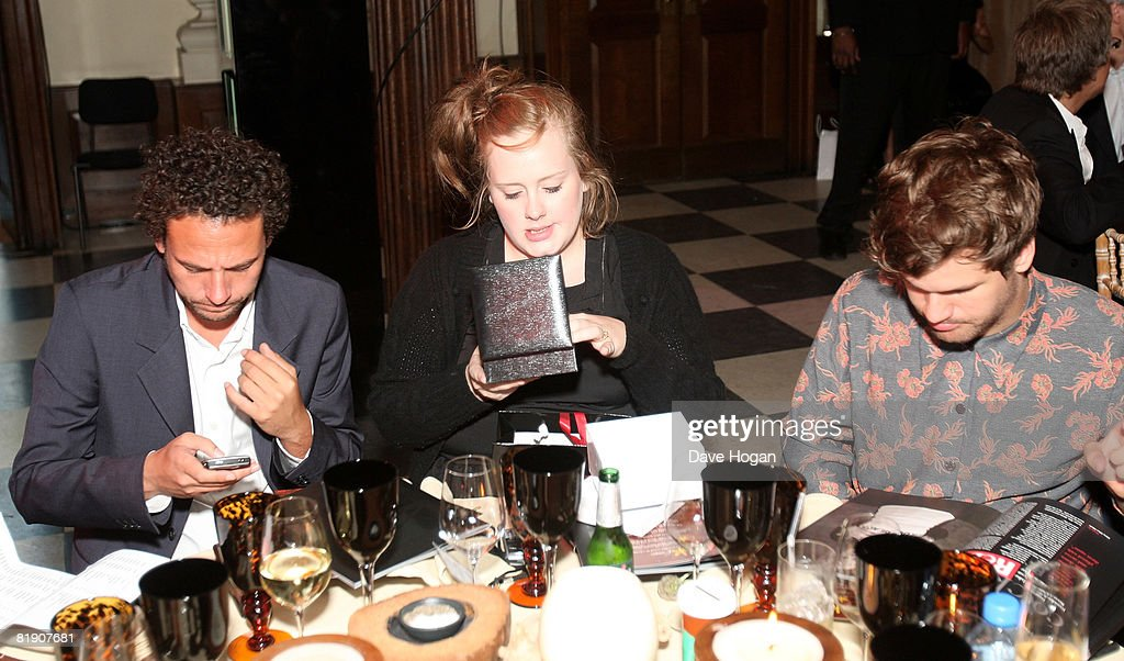 The Black Ball UK - Party : News Photo