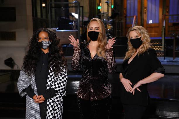 "NY: NBC'S ""Saturday Night Live"" - Adele, H.E.R."