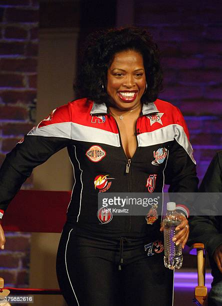 Adele Givens during 2006 US Comedy Arts Festival Aspen USCAF Freedom of Speech Award Def Comedy Jam at St Regis Ballroom in Aspen Colorado United...