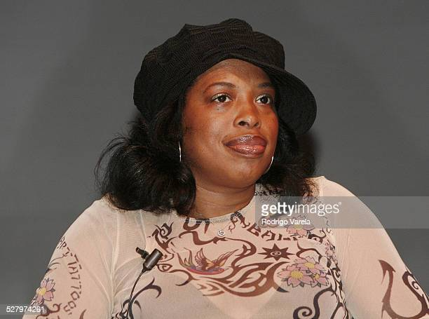 Adele Givens during Russell Simmons Tribute to Def Comedy Jam at the American Black Film Festival at Lincoln Theatre in Miami Beach FL United States