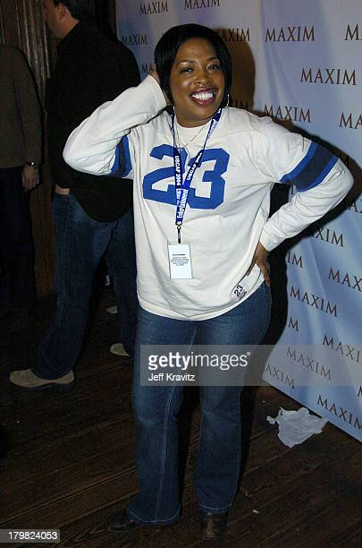 Adele Givens during The 10th Annual US Comedy Arts Festival MAXIM Magazine Takes Over Aspen at Whiskey Rocks at the St Regis in Aspen Colorado United...