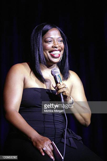 Adele Givens during Tom Joyner Fantastic Voyage Cruise 2006 at Navigator of The Seas Royal Caribbean Ship in Caribbean