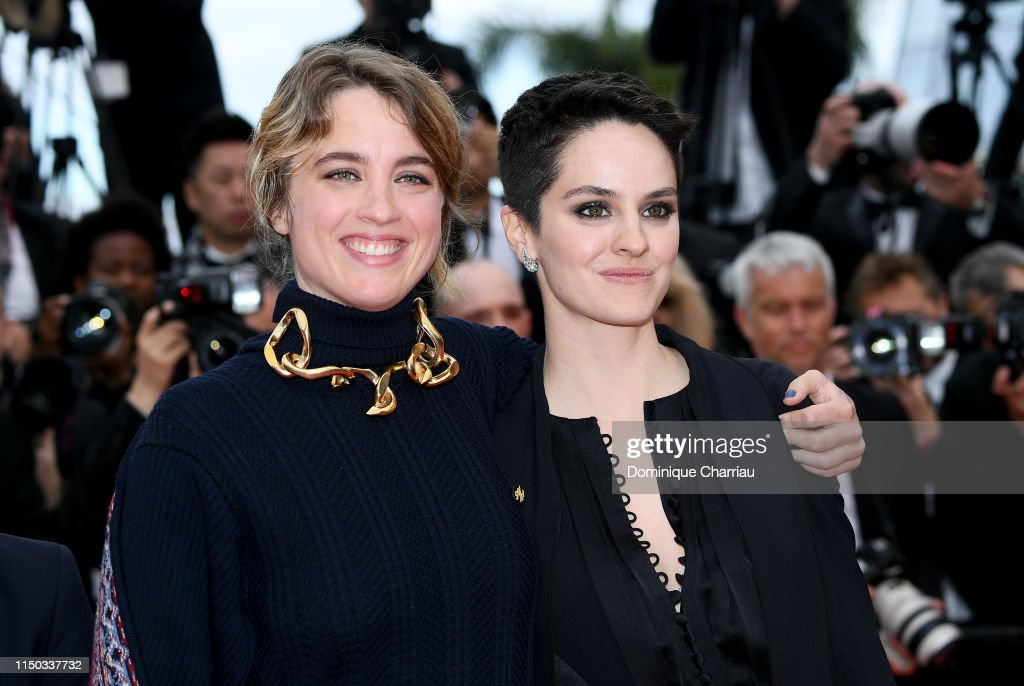 "FRA: ""Portrait Of A Lady On Fire (Portrait De La Jeune Fille En Feu)"" Red Carpet - The 72nd Annual Cannes Film Festival"