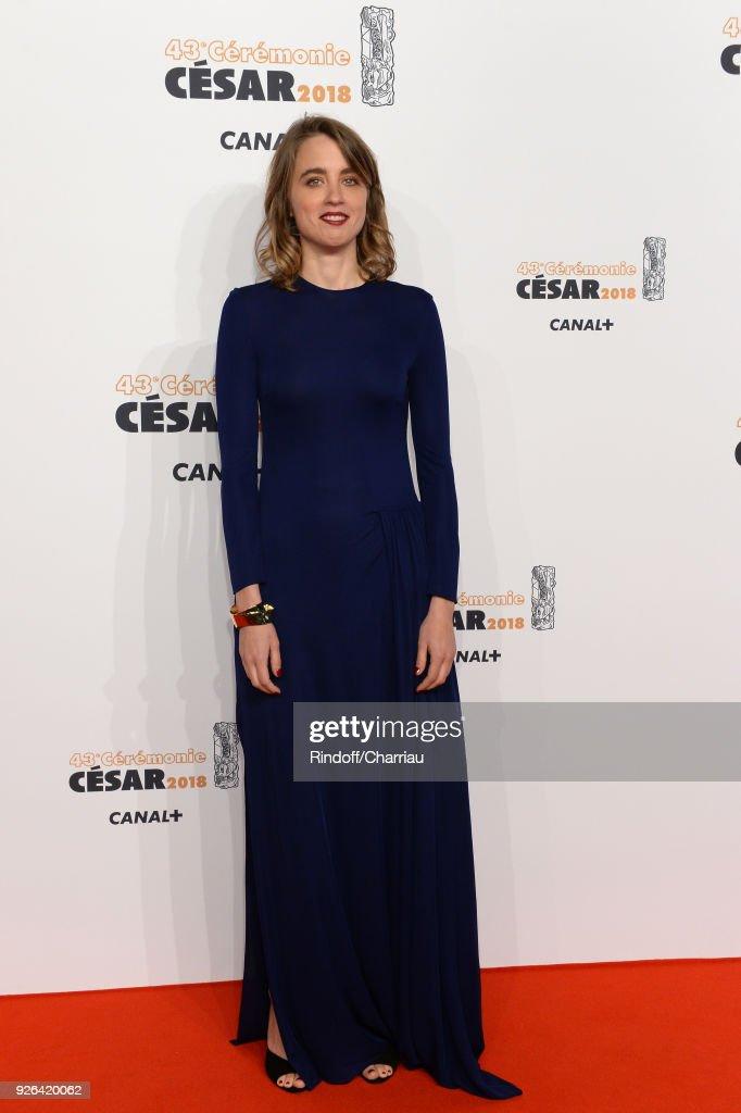 Red Carpet Arrivals - Cesar Film Awards 2018 At Salle Pleyel In Paris : News Photo