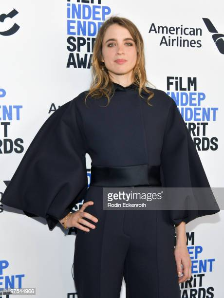 Adele Haenel attends the 2020 Film Independent Spirit Awards Nominees Brunch at BOA Steakhouse on January 04 2020 in West Hollywood California