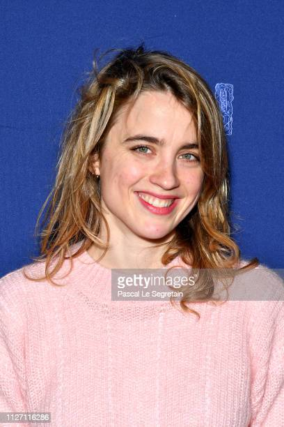 Adele Haenel attends the Cesar 2019 nominee luncheon at Le Fouquet's on February 03 2019 in Paris France