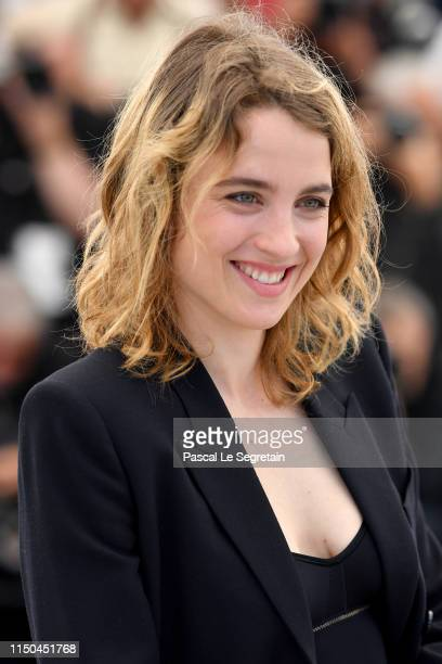 Adele Haenel attends the photocall for Portrait Of A Lady On Fire during the 72nd annual Cannes Film Festival on May 20 2019 in Cannes France